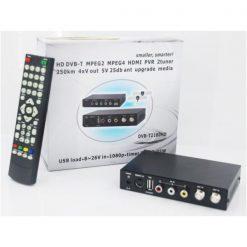 DVB-T2100HD Car DVB-T MPEG4 H.264 2 tuner Digital TV receiver 2 tuner 2 antenna 13