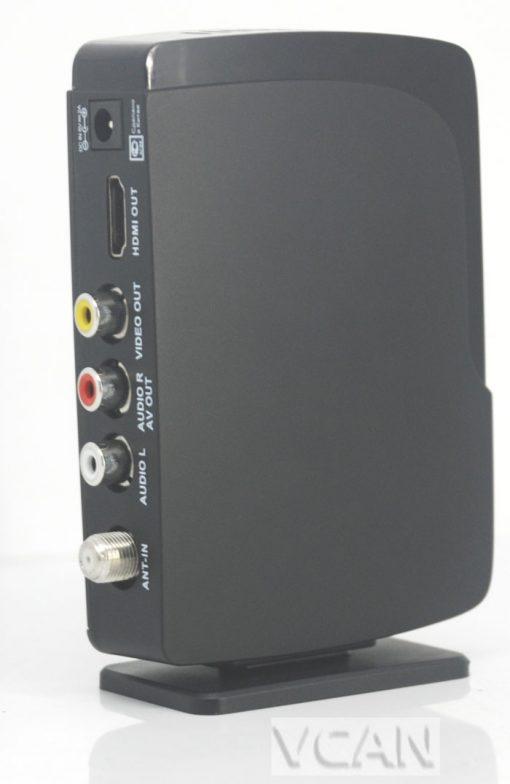 HD ISDB-T Home TV receive box USB support 6