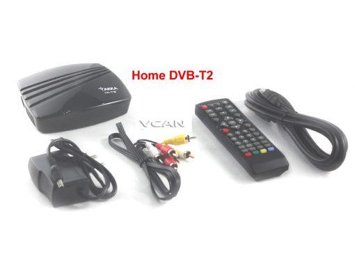 HD mini Home DVB-T2 Digital TV Receiver 5
