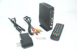 HD ISDB-T Home TV receive box USB support 13