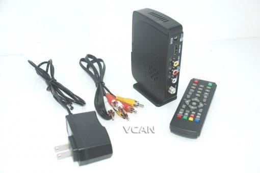 HD ISDB-T Home TV receive box USB support 7
