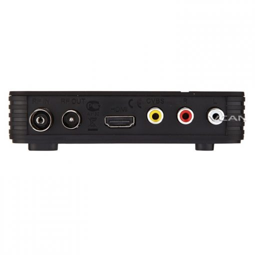Home DVB-T DVB-T2 Digtal TV Receiver STB with IR IN for hidden back of TV 7