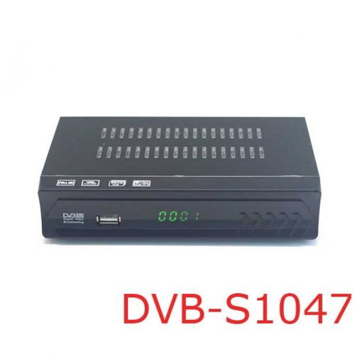 HD MPEG4 DVB-S2 Digital Satellite TV Receiver 7