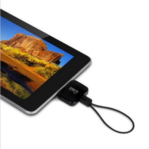 Android DVB-T2 DVB-T TV receiver for Phone Pad Micro USB TV tuner apk 7