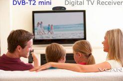 DVB-T2 mini Digital TV receiver 11