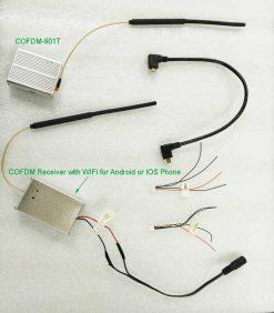 cofdm transmitter wireless video modulator 18