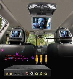 Japan car ISDB-T full with 1 seg digital tv tuner B-CAS 19
