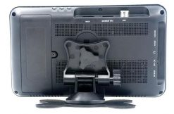 7 inch handheld HD wireless COFDM receiver portable 19