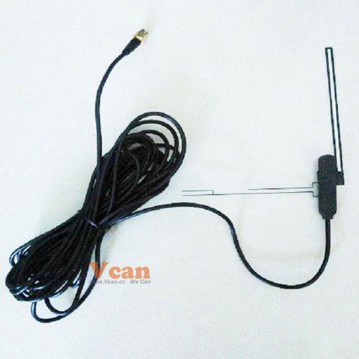 ISDB-T Antenna Digital TV film aerial MCX SMA IEC F connector ANT-301 5