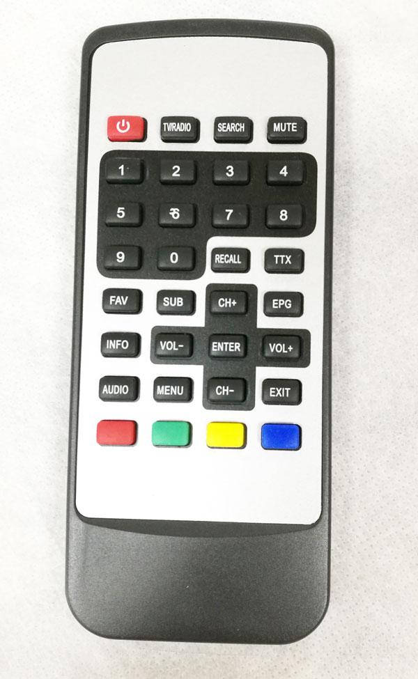 DVB-T240 remote controller 4 antenna