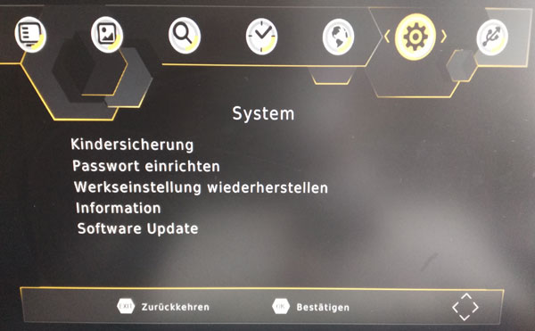 Germany Auto DVB-T2 System
