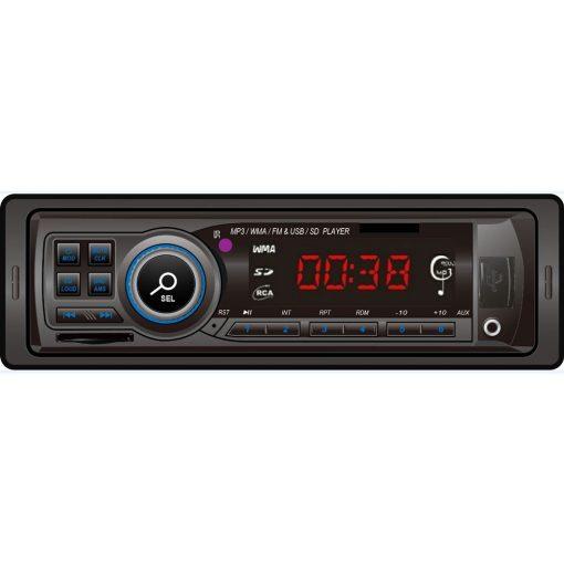 In dash One din Car USB SD MP3 player FM radio