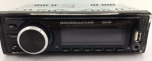 Fixed Panel Car MP3 USB SD FM Bluetooth MP3-6227 10