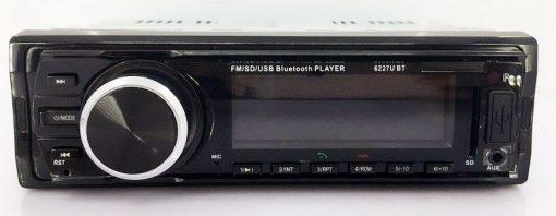 Fixed Panel Car MP3 USB SD FM Bluetooth MP3-6227 5