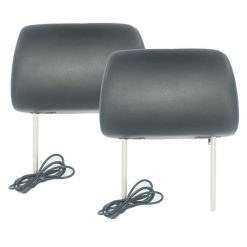 7 inch headrest monitor with pillow bag LED backlight cover zipper 9