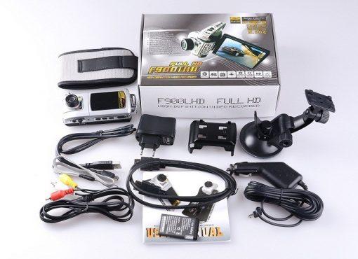 VCAN1339 2.5 inch Full HD Car DVR Camera 1080p In Car Dash Video Camera 11