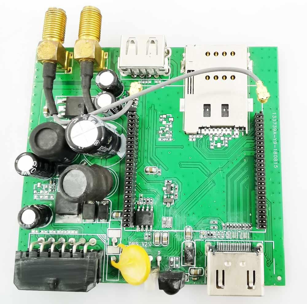 ISDB-T Digital TV module
