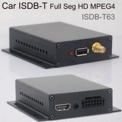 Car ISDB-T High Speed