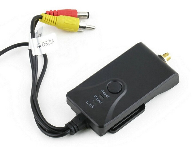Wifi Video Transmitter for camera wireless transmission to mobile phone 6