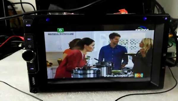 ISDB-T TV Module modulator full segment HD MPEG4 for in-car dvd gps head unit portable devices 4