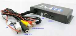 Car DVB-T2 H265 HEVC Codec Digital TV Receiver Auto Mobile Germany Standard 2 antenna H264 HD for all dvb country 10