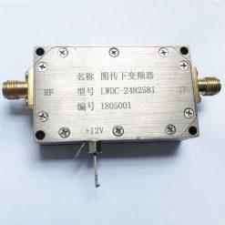 Digital Down Converter COFDM Transfer frequency 2.4G to 600Mhz low BDC 3