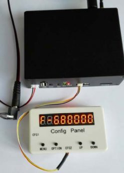 COFDM Wireless Video Receiver HDMI cvbs input mini modulator module RX long distance fpv uav 2