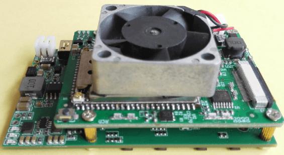 Encode Board for COFDM Wireless Video Transmitter 7