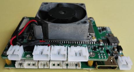 Encode Board for COFDM Wireless Video Transmitter 8