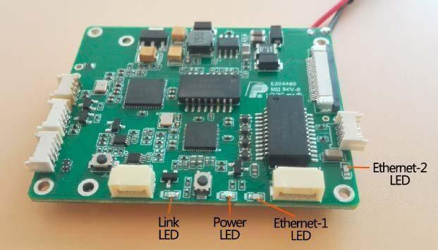 Two-way wireless transmission digital data link module Vcan1681 2