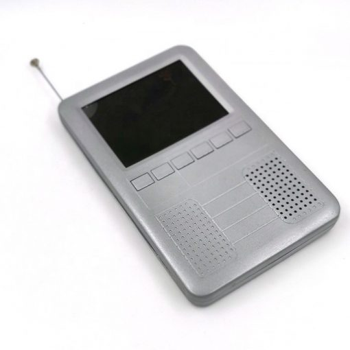 3.2 inch portable isdb-t one seg