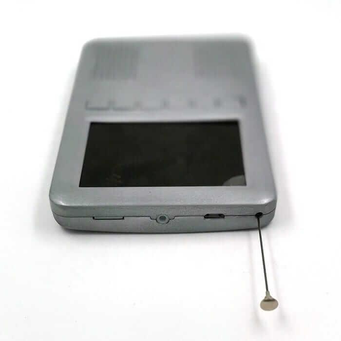 3 inch pocket isdb-t radio Portable isdb LCD TV with one segment digital tv, mini Pocket TV for Japan 3