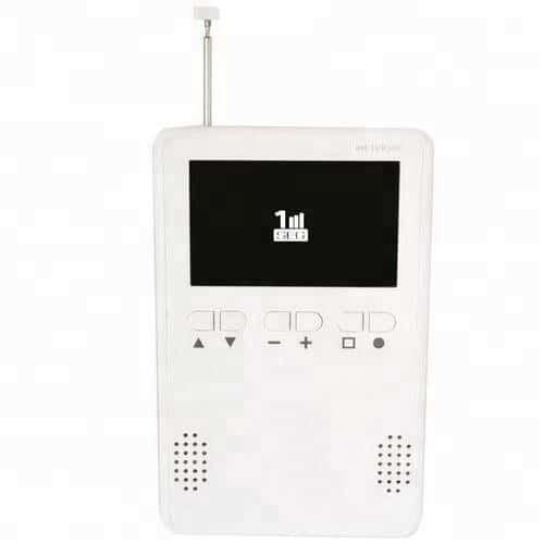 one seg tv am fm radio 3 inch portable tv radio