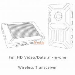 5km 7km 10k wireless video data remote control transmission