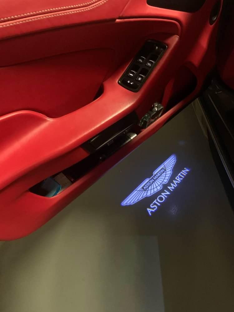 Courtesy Lamp Aston Martin 1