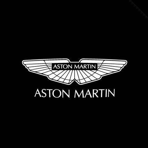 Courtesy Lamp Door Logo Light for ASTON MARTIN