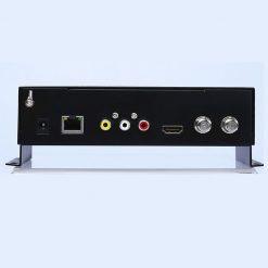 ISDB-T modulator encoder Digital HDMI CVBS in DVB-T ISDB-T RF out Converter 1 Route Vcan1474 6