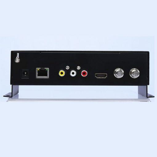 ISDB-T modulator encoder Digital HDMI CVBS in DVB-T ISDB-T RF out Converter 1 Route Vcan1474 3