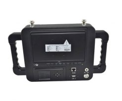 7 Inch COFDM wireless receiver HD LCD Monitor Video Receiver Sun Shade for transmitter transmission system 7