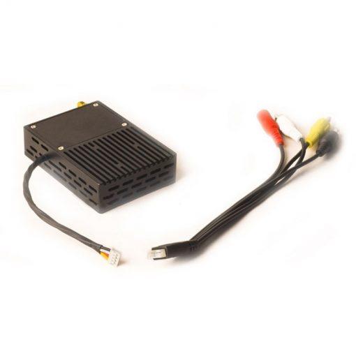 COFDM HDMI Transmission Transmitter Receiver full Set Wireless Digital Audio Video TX RX for UAV Drone 1080P Video SDI 2