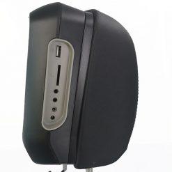 7 inch Headrest DVD player Black USB SD IR FM vc011 7