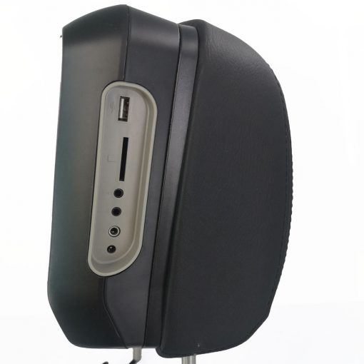 7 inch Headrest DVD player Black USB SD IR FM vc011 2