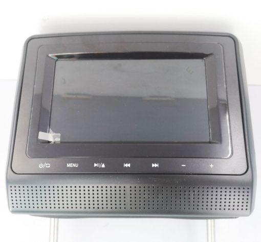 7 inch Headrest DVD player Black USB SD IR FM vc011 1