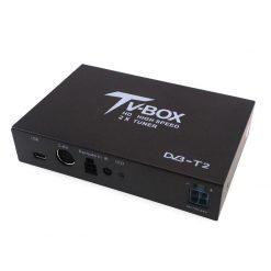 Car DVB-T2 H265 two diversity antenna high-speed automobile digital tv receiver DVBT H264 MPEG4 1080p HDMI out DVB-T267 DVB-T269 6