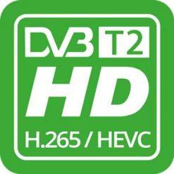DVB-T2 H.265