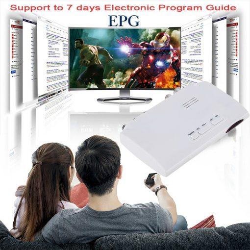 Digital TV ISDB-T ISDB-C Receptor TV Tuner Receiver TDT Set Top Box H.264 HDTV Decoder 3