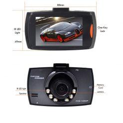 2.7 inch car DVR dashcam camera recorder Full HD 1080P IPS Screen Video Recorder Night Vision G-sensor Registrator 6