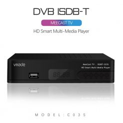 Digital Terrestrial ISDB-T TV Tuner Receiver Set-Top Box Fully HD 1080P H.264 USB Decoder Brazil Chile Peru Costa Rica 7