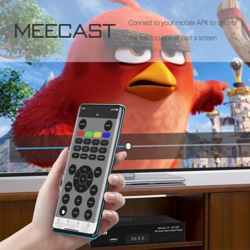 Digital Terrestrial ISDB-T TV Tuner Receiver Set-Top Box Fully HD 1080P H.264 USB Decoder Brazil Chile Peru Costa Rica 5