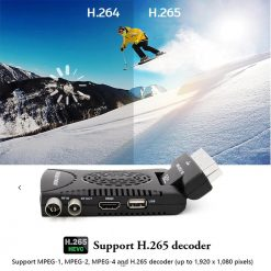 DVB-T2 H265 Scart TV Tuner Box Digital Terrestrial Receptor WIFI Receiver Youtube Set Top Box 1080P IPTV Box 11